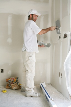 Drywall repair in Middleburg, KY by Miller Remodeling and Painting.